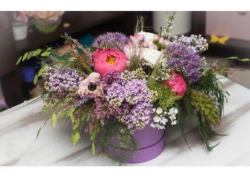 Виды упаковки цветов