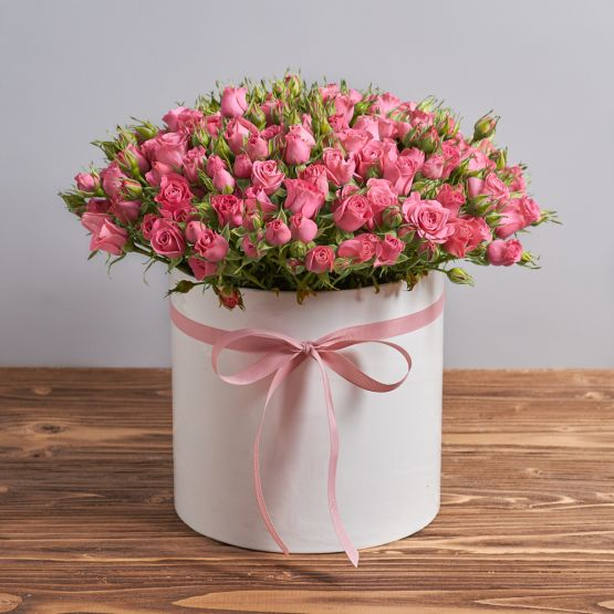 """Коробка цветов """"Белла"""""""