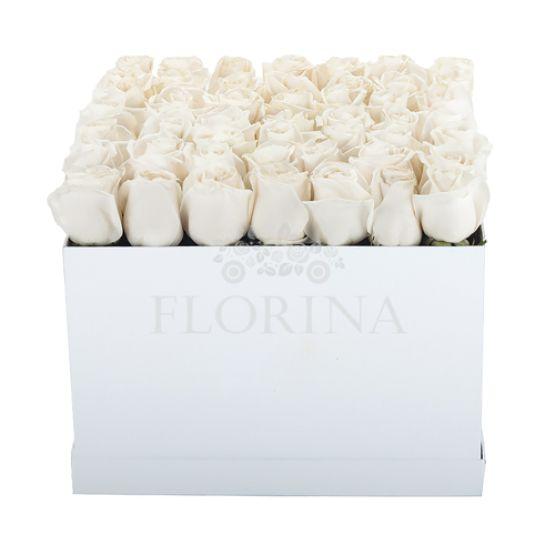 """Коробка цветов """"Элинор"""""""