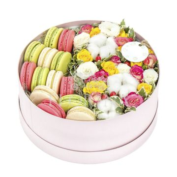 """Коробка цветов """"Феличита"""""""