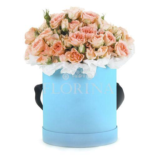 """Коробка цветов """"Фестиваль"""""""