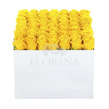 """Коробка цветов """"Марцелина"""""""