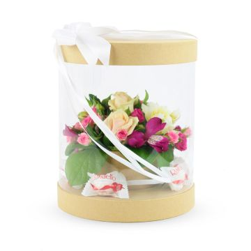 """Коробка цветов """"Мечта"""""""