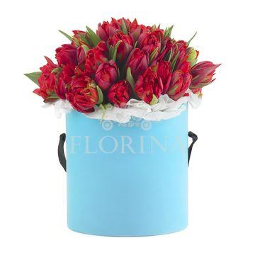 """Коробка цветов """"Ориан"""""""
