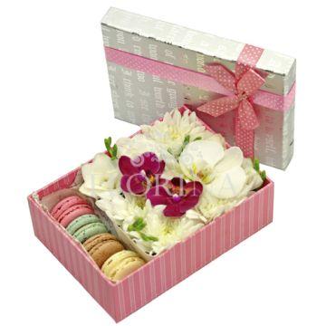 """Коробка цветов """"Родео"""""""