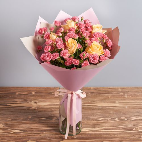 """Розы """"Комплимент"""""""