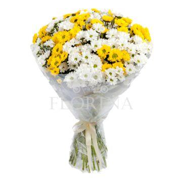 """Хризантемы """"Летние цветы"""""""