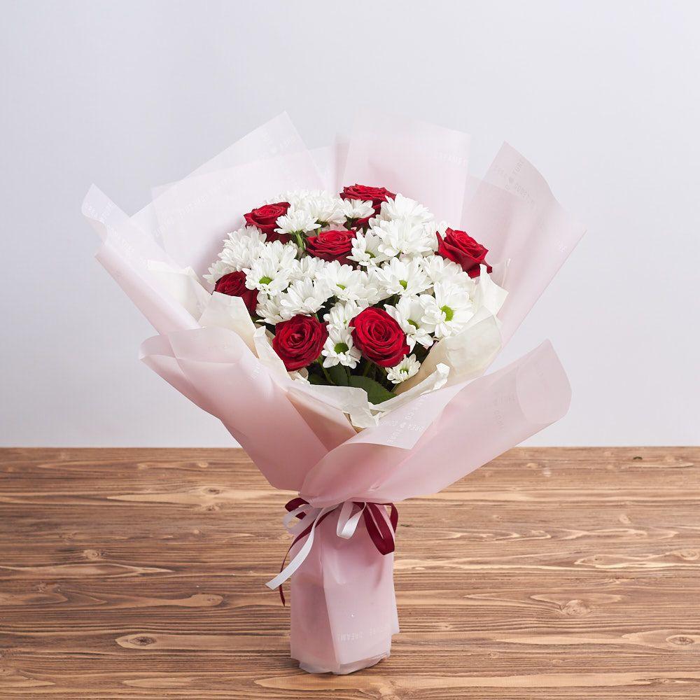 Доставка цветов харькову недорого, для