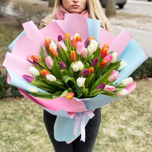 """Тюльпаны """"Расстояние"""""""
