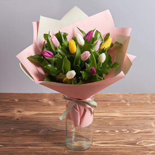 "Тюльпаны ""Акварель"""