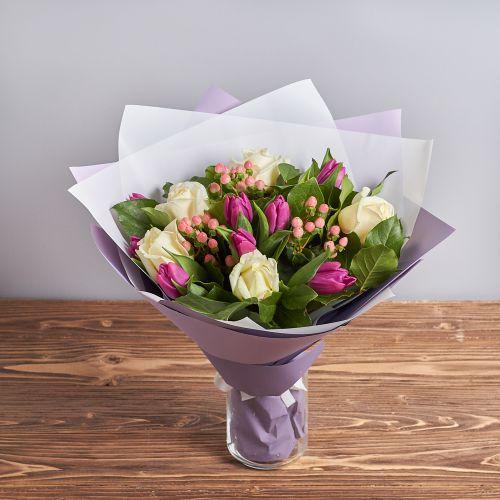 """Тюльпаны """"Пурпур"""""""