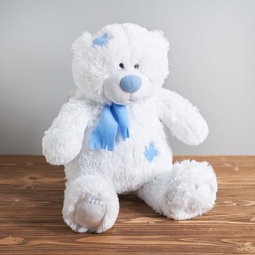 """Мишка белый """"Тедди"""" 60 см."""