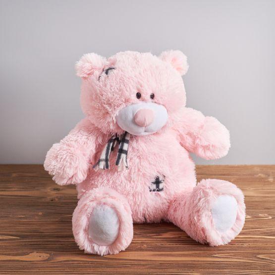 """Мишка розовый """"Тедди"""" 60см."""