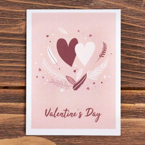 "Открытка ""Valentine's Day"""