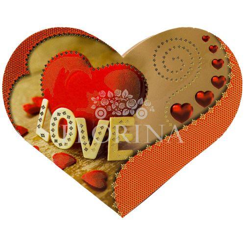 """Валентинка """"Love"""""""