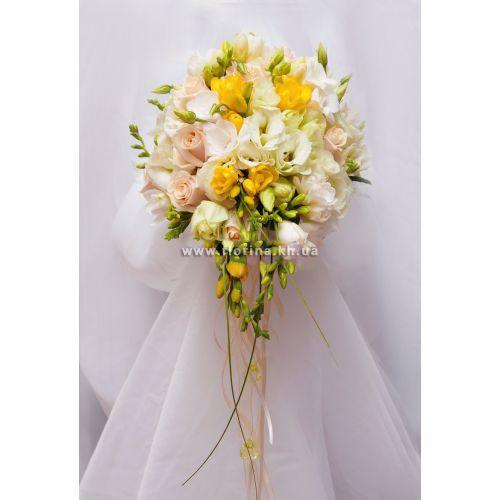 Букет невесты №43