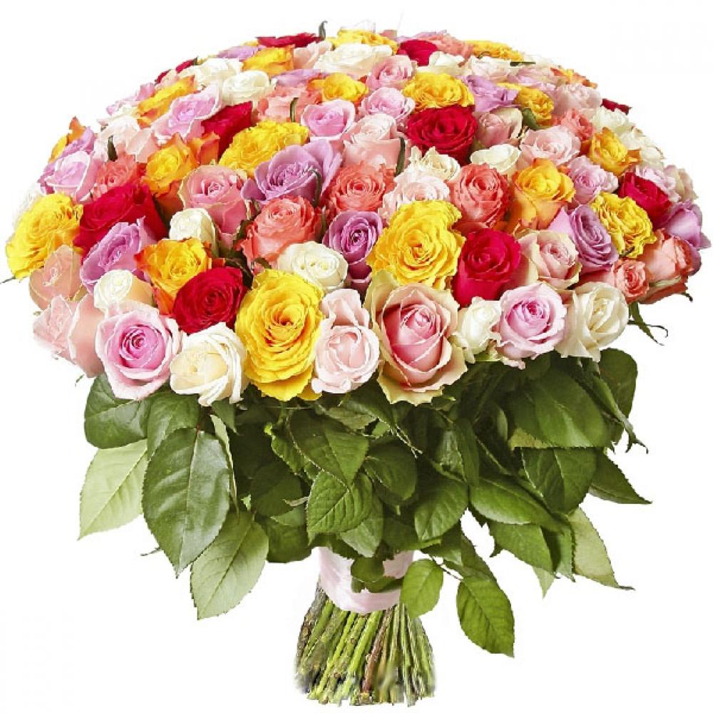 Букет из 101 розы в Харькове