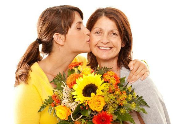 Цветы для мамы Харьков