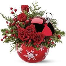 Новогодние цветы