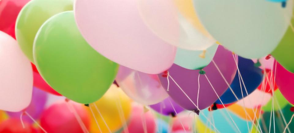 доставка воздушных шариков