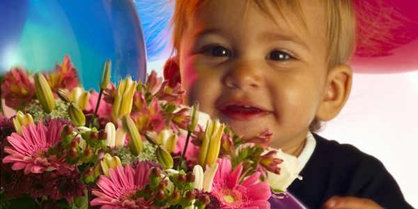 Цветы ребенку Харьков