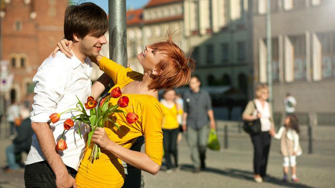 Цветы для девушки Харьков
